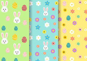 Bunny Easter Pattern gratuito