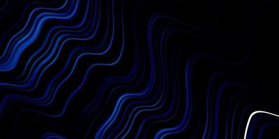 trama blu scuro con curve.