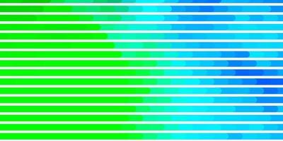 trama blu e verde con linee.