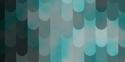 sfondo blu con linee. vettore