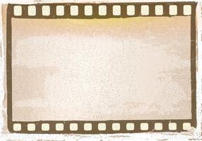 Vettore d'annata del grano del film