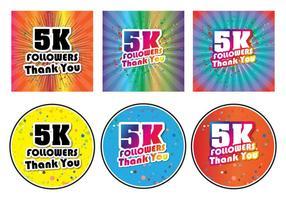 5K follower primavera