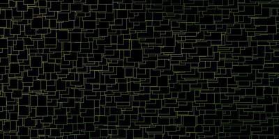 trama scura con rettangoli delineati. vettore