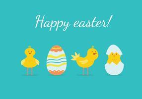 Illustrazione di Pasqua Pulcino