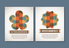 Modello di manifesto dell'autismo