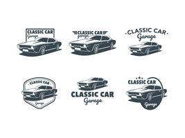 Logo vettoriale auto gratis