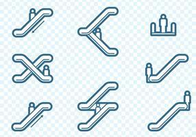 Icone della scala mobile