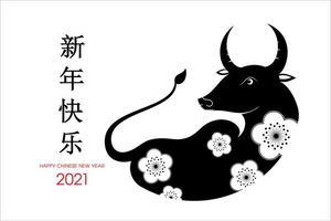 capodanno cinese 2021 anno del bue