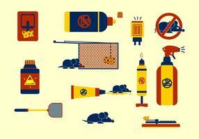 Icone di sterminatore vettoriale