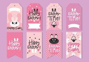 Tag regalo di Pasqua carino
