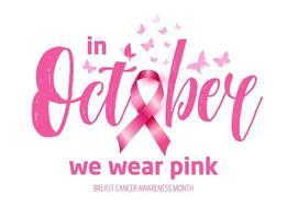 progettazione della consapevolezza del cancro al seno