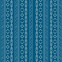 modello tribale azteco con forme geometriche vettore