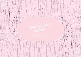 Vector Texture di cracking vernice