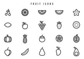 Vettori di frutta gratis