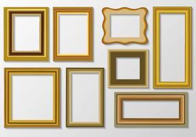 Foto o Art Frame Vector