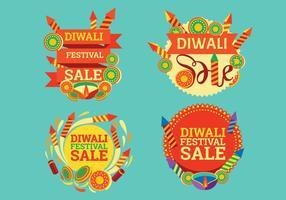 Petardo colorato per la celebrazione di vendita di Diwali