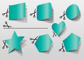 Taglia qui i vettori di forma geometria