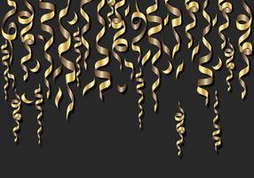 Sfondo serpentino d'oro