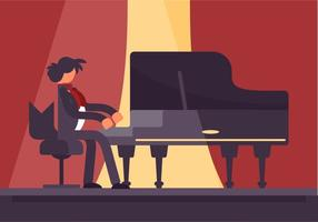 Illustrazione di Beethoven