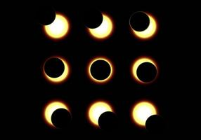 Illustrazione di Sun Eclipse