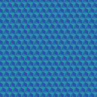 web stampa blu del modello geometrico astratto vettore