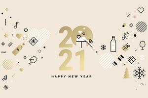 felice anno nuovo 2021