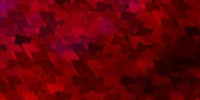 trama rossa in stile rettangolare.