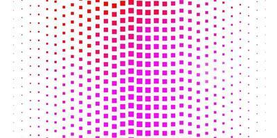 trama rosa chiaro in stile rettangolare.