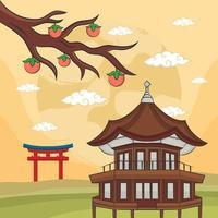 festival di chuseok di tiraggio della mano