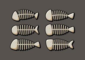 Eccezionale vettore Fishbone