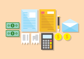 Payroll Stipendio Vector