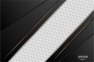 moderno sfondo metallico bianco e nero