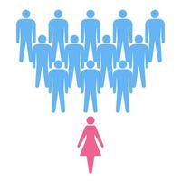 schema concettuale di uomini e donne