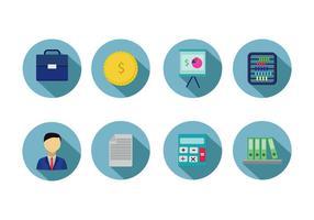 Eccezionali icone CPA vettore