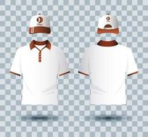 set di mock-up di branding e abbigliamento
