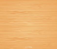 Fondo di legno leggero del grano di vettore