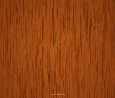 Fondo di legno del grano vettore