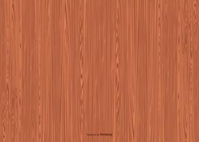 Fondo di legno di struttura del grano di vettore