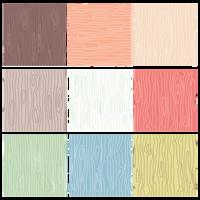 Pattern di venatura del legno
