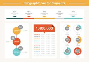 Elementi di business gratis infografica