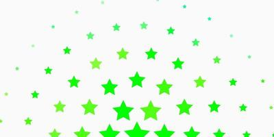 tessitura verde chiaro con bellissime stelle.