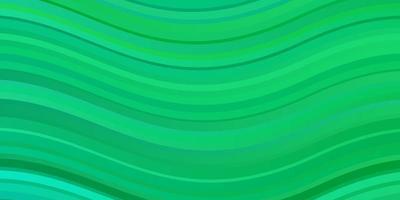 sfondo verde chiaro con linee ironiche.