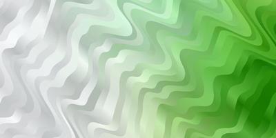 sfondo verde chiaro con fiocchi.