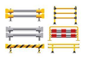 Pacchetto di guard rail vector