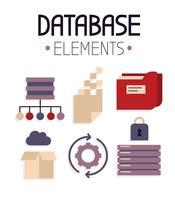Database gratuito di elementi vettoriali