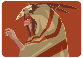 Il vettore di sciamano