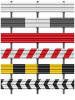 Set di guardrail vettoriale