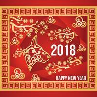 Capodanno cinese del cane