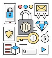 Icone di sicurezza gratuite