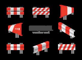 Vettore di guardrail